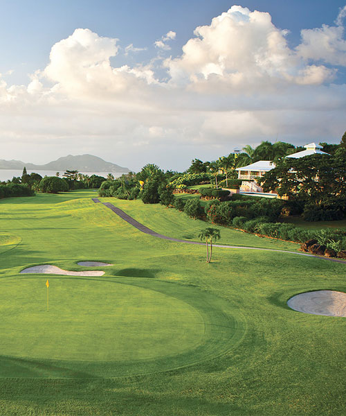 Golf holiday luxury destinations island golf holidays for Best caribbean vacations in december