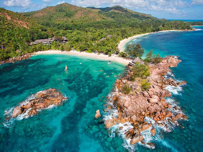 Constance Lemuria Seychelles Boutique Hotel Daily Free Golf